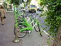 PikiWiki Israel 21531 Bicycles in Tel Aviv.JPG