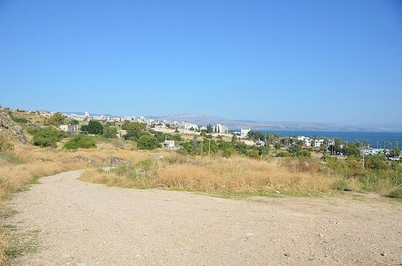 העיר הרומית העתיקה טבריה