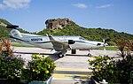 Pilatus PC-12 St Barth 0467.jpg