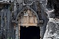 Pinara Ancient Lycian City Fethiye Turkey roof detail.jpg