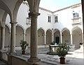 Piran, St. Francis of Assisi Church, cloister.jpg