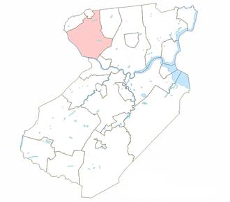 Piscataway, New Jersey - Image: Piscataway twp nj