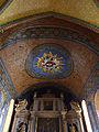 Plafond du santuaire - église Saint-Martin de Caupenne.jpg