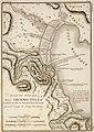 Plan du passage desThermo-Pyles accomodé au temps de l'invasion de Xerxes dans la Grèce - Jean-Jacques Barthélemy - 1832.jpg