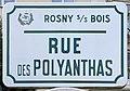 Plaque Rue Polyanthas - Rosny-sous-Bois (FR93) - 2021-04-15 - 3.jpg
