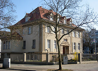 Germany–Namibia relations - Embassy of Namibia in Berlin