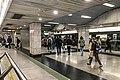 Platform of Dongchang Road Station (20191112154910).jpg