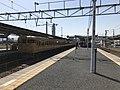 Platform of Itozaki Station 4.jpg