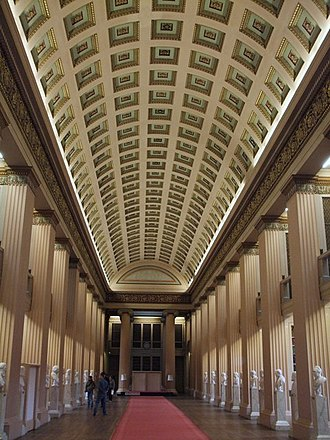 Edinburgh University Library - Playfair Library