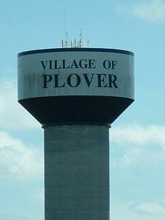 Plover, Wisconsin Village in Wisconsin, United States