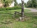 Poškozená lavička u Přistoupimské.jpg