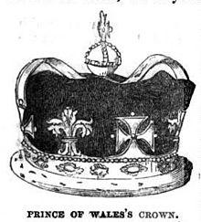 581603d66b Corona di Federico, principe di Galles. Da Wikipedia ...