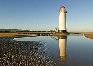 Joseph Turner (architect) - Image: Point of Ayr Lighthouse geograph.org.uk 613331