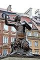 Poland 4052 - Warsaw Mermaid's Statue (4196503763).jpg