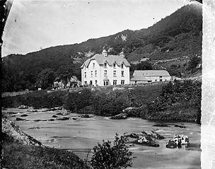 Pont-y-pant Hotel, Dolwyddelan