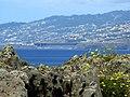 Ponta de São Lourenço - 2008-05-31 (10) - View to Madeira Airport.jpg