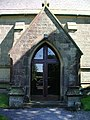 Porch, Christ Church, Treales, The Parish Church of Treales, Roseacre and Wharles - geograph.org.uk - 496721.jpg