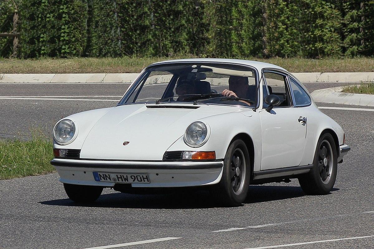 Porsche 911 Wikipedia