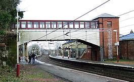 Port Glasgow railway station - Wikipedia, the free encyclopedia