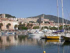 Le port d 39 ajaccio - Code postal port saint louis ...