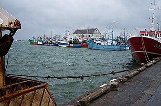 Point Penmarc'h - Saint-Guénolé fishing harbour