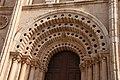 Portada del Obispo - Catedral Zamora.JPG