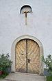 Portal cemetery chapel, Schwechat cemetery.jpg