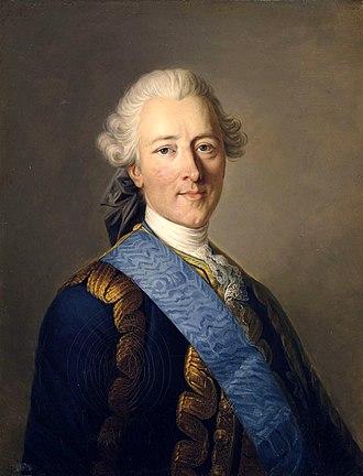 Charles Juste de Beauvau, Prince of Craon - Charles Juste by Elise Bruyère
