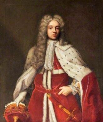 Henry Somerset, 2nd Duke of Beaufort - Image: Portrait of Henry Somerset, 2nd Duke of Beaufort by Michael Dahl