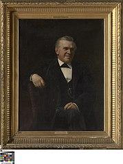 Portret van Eugeen Lefébure