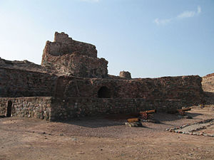 Hormozgan Province - The Fort of Our Lady of the Conception, Hormoz Island, Iran