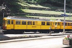 Rhaetian Railway ABe 4/4 I - ABe 4/4 I, nos 34 and 30.