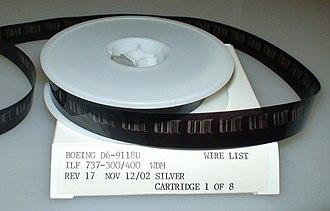 Microform - Microfilm roll