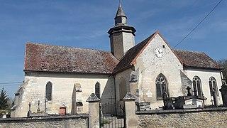 Pougy Commune in Grand Est, France