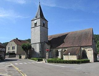 Poulangy Commune in Grand Est, France
