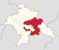 Powiat głogowski - lokalizacja gminy wiejskiej Głogów.png