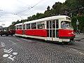 Průvod tramvají 2015, 17a - tramvaj 6002 a 4532.jpg
