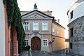 Praha, Hradčany Hradčanské náměstí 68-7 20170905 001.jpg