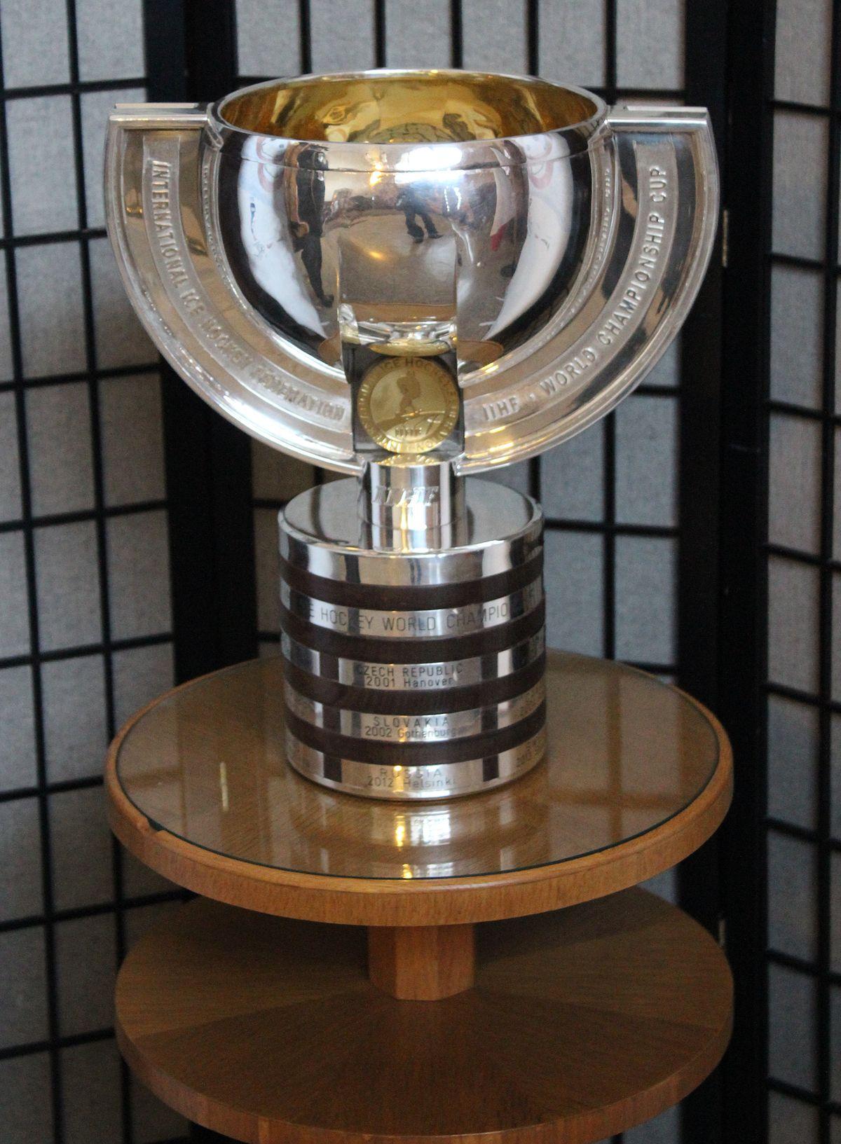 Championnat du monde de hockey sur glace wikip dia - Saint de glace 2018 ...