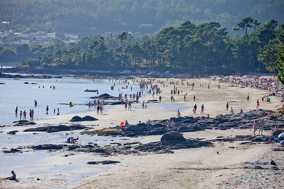 Praia de Brona-San Cosme de Outeiro-Outes-Galiza