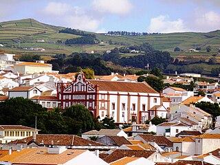 Convent of São Francisco (Angra do Heroísmo)