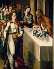 The Purification of the Virgin or The Presentation in the Temple