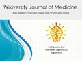 Presentation - WikiJournal of Medicine - WikiConference India 2016.pdf
