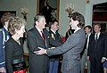 President Ronald Reagan and Nancy Reagan meeting with John Travolta.jpg