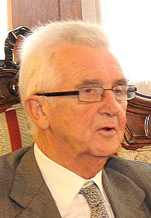 Minister of State for Europe - Image: Presidente Abugattás recibió a Parlamentario Británico (cropped)