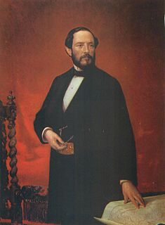Juan Prim Spanish Prime minister, general and statesman
