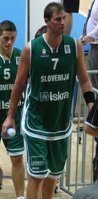 Primož Brezec - Brezec in 2009.