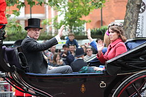 Prince Andrew and Princess Eugenie.JPG