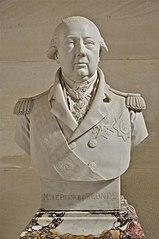 Buste de Louis-Joseph de Condé portant le Saint-Esprit et la Légion d'honneur