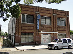 Prince Hall Freemasonry - Image: Prince Hall Masonic Temple (Los Angeles, California)